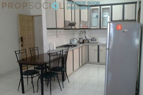 For Rent Apartment at Pantai Apartment, Butterworth Freehold Fully Furnished 3R/3B 1.3k