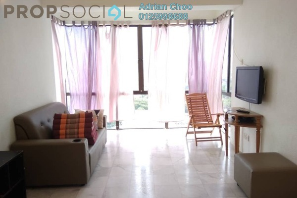 For Rent Apartment at Pearlvue Heights, Tanjung Tokong Freehold Fully Furnished 3R/2B 1.1k