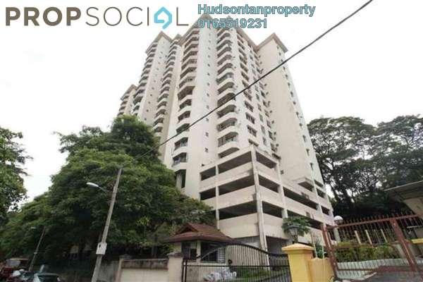 For Sale Condominium at Menara Megah, Sentul Freehold Semi Furnished 3R/2B 340k