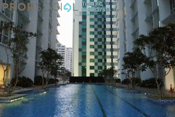 For Rent Condominium at M Suites, Ampang Hilir Freehold Fully Furnished 0R/1B 1.8k