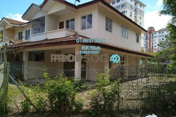 For Sale Terrace at Taman Bukit Permai, Bandar Mahkota Cheras Freehold Unfurnished 3R/2B 588k