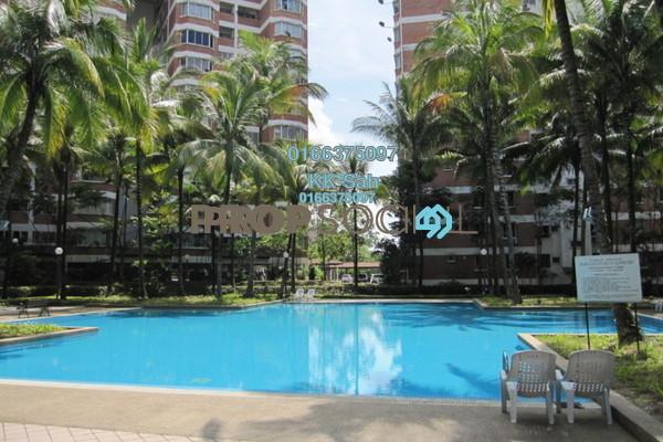 For Rent Condominium at Green Acre Park, Bandar Sungai Long Freehold Semi Furnished 3R/2B 1.3k