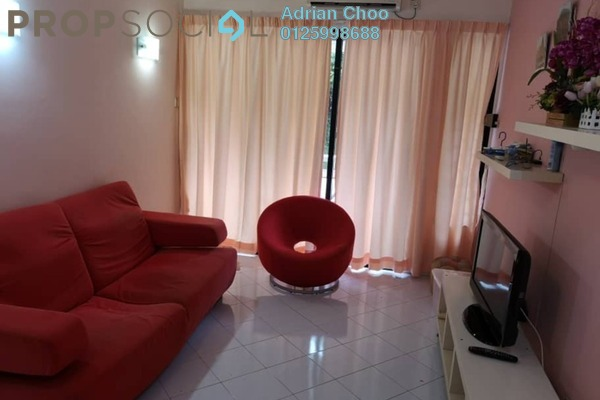 For Rent Condominium at Sri York, Georgetown Freehold Fully Furnished 3R/2B 1.8k