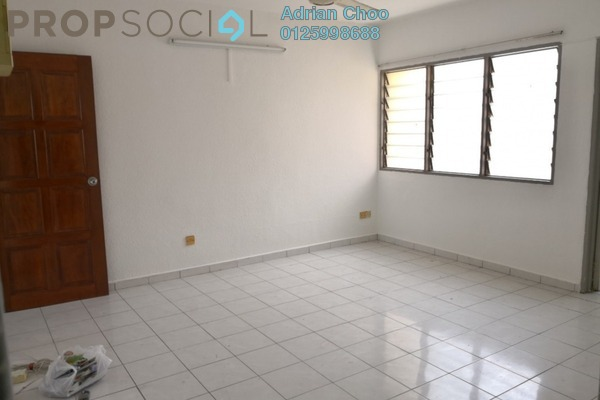 For Sale Apartment at Taman Pekaka, Sungai Dua Freehold Unfurnished 3R/2B 310k