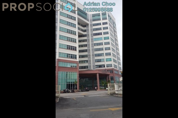 For Rent Office at Hexagon Tech Park , Georgetown Freehold Unfurnished 0R/0B 1.5k