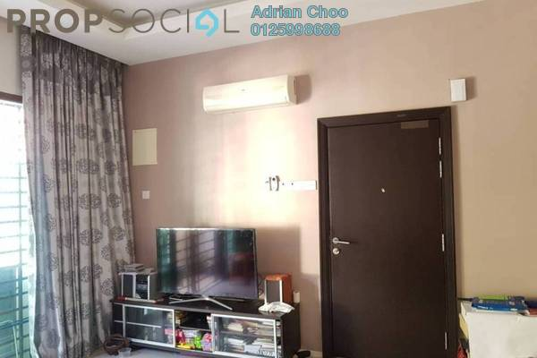 For Sale Townhouse at Alila Homes, Tanjung Bungah Freehold Semi Furnished 3R/2B 690k