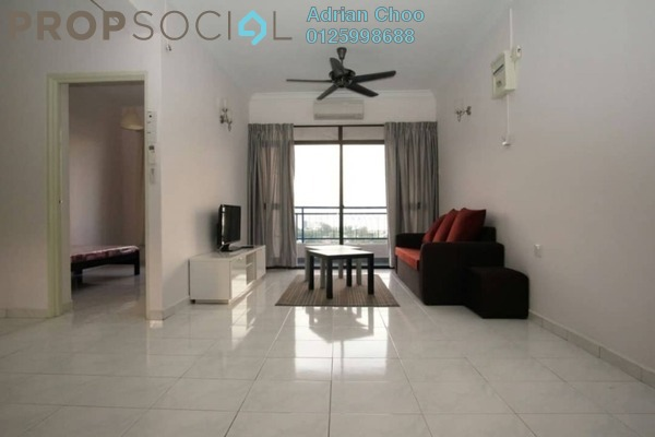 For Sale Condominium at E-Park, Batu Uban Freehold Fully Furnished 3R/2B 420k