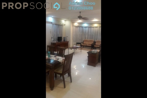 For Sale Condominium at Twin Towers, Tanjung Bungah Freehold Fully Furnished 3R/2B 770k