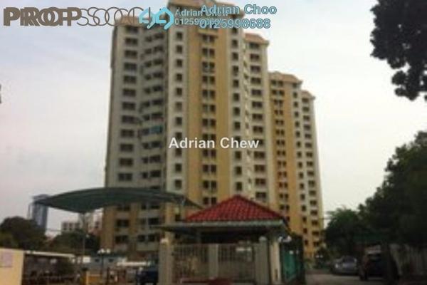For Sale Apartment at Tiara View, Tanjung Bungah Freehold Fully Furnished 3R/2B 410k