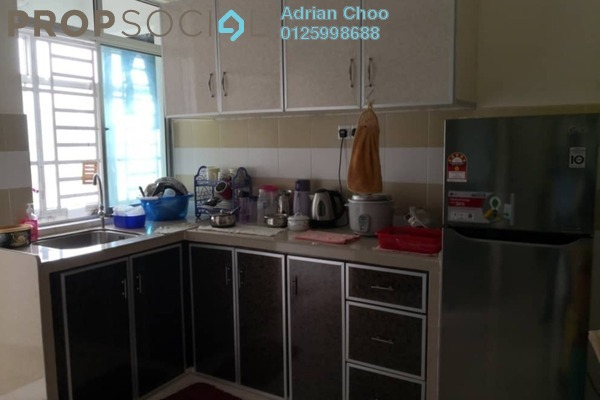 For Sale Condominium at Ixora Heights, Sungai Nibong Freehold Semi Furnished 3R/2B 525k