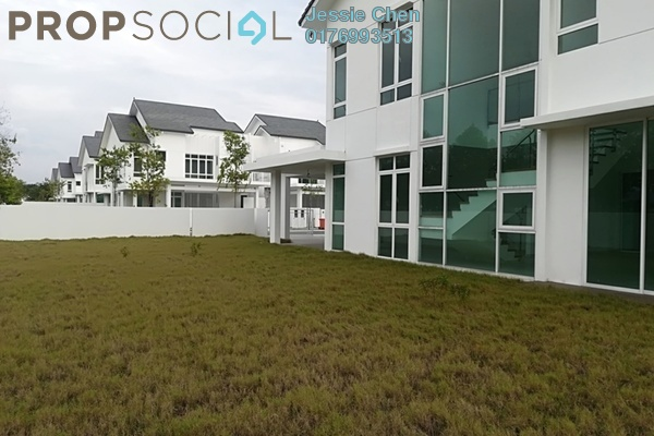 For Sale Semi-Detached at Elymus, Bandar Sri Sendayan Freehold Unfurnished 6R/6B 1.53m