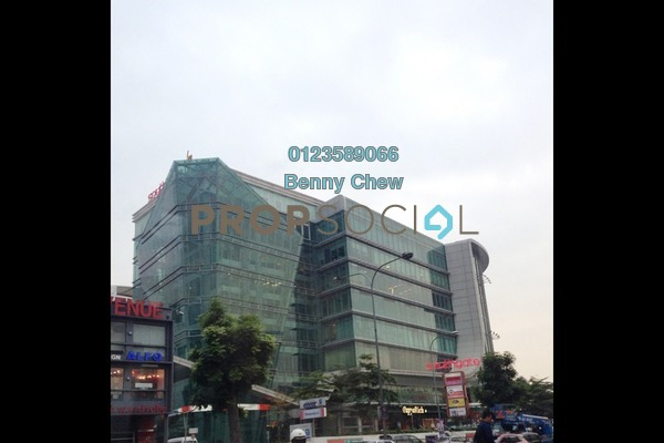 For Rent Office at Southgate, Sungai Besi Freehold Semi Furnished 0R/0B 21k