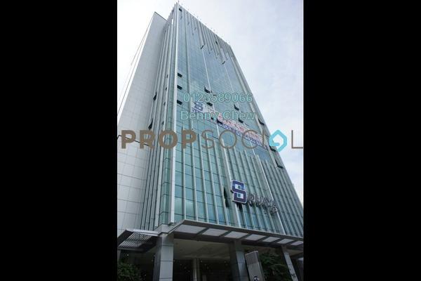 For Rent Office at Dijaya Plaza, KLCC Freehold Semi Furnished 0R/0B 18.5k