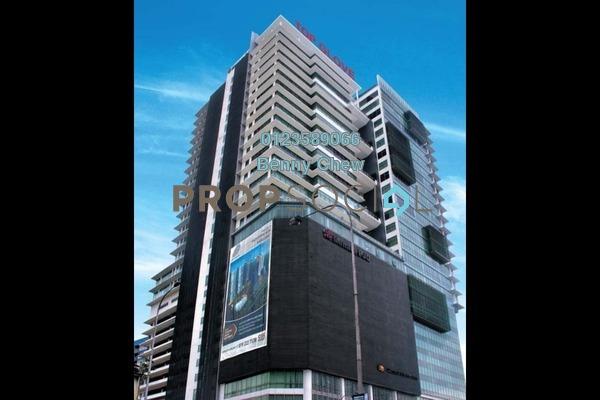 For Rent Office at Menara PJD, Sentul Freehold Semi Furnished 0R/0B 7.5k