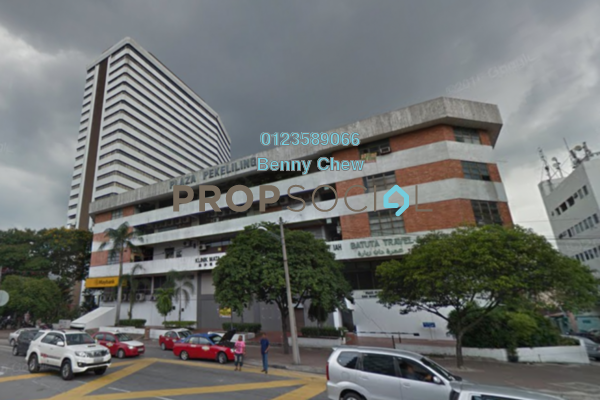 For Rent Office at Plaza Pekeliling, Sentul Freehold Semi Furnished 0R/0B 4.4k