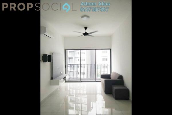 For Sale Serviced Residence at Seasons Garden Residences, Wangsa Maju Freehold Unfurnished 3R/2B 560k