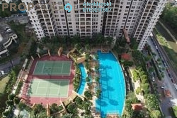 For Sale Condominium at Sri Putramas II, Dutamas Freehold Fully Furnished 3R/2B 670k
