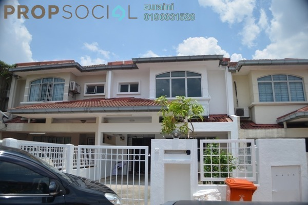 For Sale Terrace at Seri Utama, Kota Damansara Freehold Unfurnished 4R/3B 850k