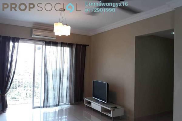 For Sale Condominium at Anggun Puri, Dutamas Freehold Semi Furnished 3R/2B 480k
