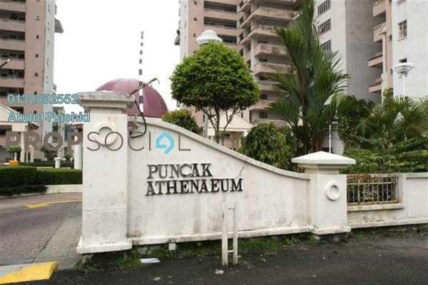 For Rent Condominium at Puncak Athenaeum, Bukit Antarabangsa Freehold Unfurnished 3R/2B 1.2k