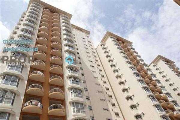 For Sale Condominium at Wangsa Metroview, Wangsa Maju Freehold Semi Furnished 3R/2B 420k