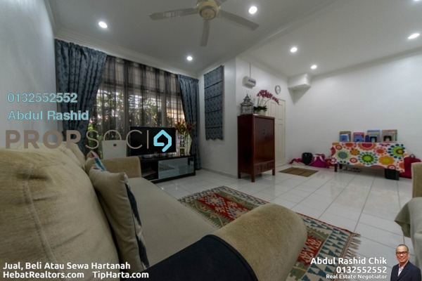 For Sale Terrace at Taman Ukay Bistari, Ukay Freehold Unfurnished 4R/3B 599k