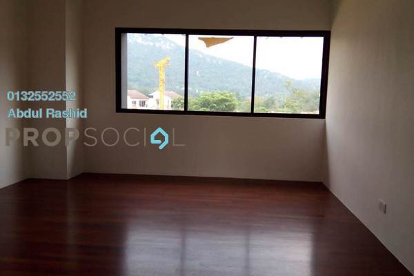 For Rent Apartment at 20trees, Melawati Freehold Semi Furnished 3R/3B 2.9k