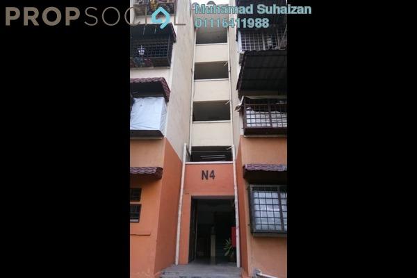 For Rent Apartment at Sri Meranti, Bandar Sri Damansara Freehold Unfurnished 3R/2B 650translationmissing:en.pricing.unit