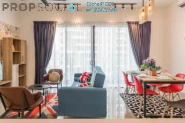For Rent Condominium at CitiZen, Old Klang Road Freehold Fully Furnished 4R/3B 2.8k