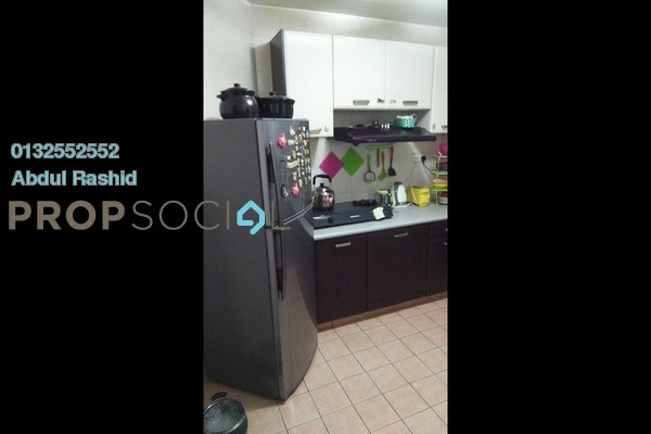 For Sale Condominium at Seasons Garden Residences, Wangsa Maju Freehold Fully Furnished 3R/2B 408k