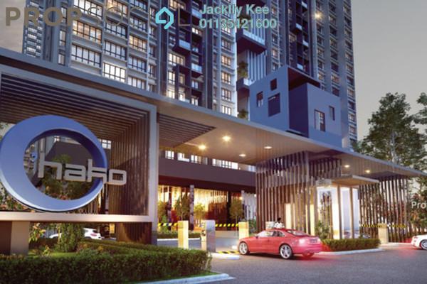For Sale Condominium at O'Hako, Bandar Puchong Jaya Freehold Semi Furnished 3R/2B 470k