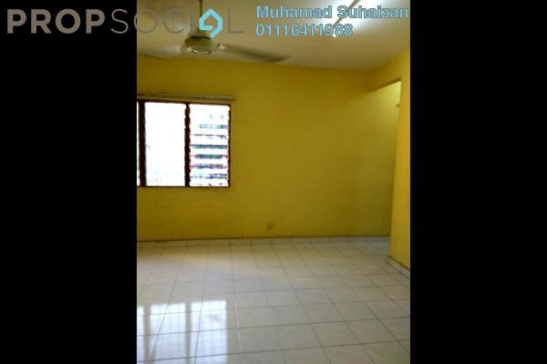 For Rent Apartment at Sri Meranti, Bandar Sri Damansara Freehold Semi Furnished 3R/2B 850translationmissing:en.pricing.unit