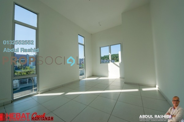 For Sale Terrace at Acacia Park, Rawang Freehold Unfurnished 4R/3B 700k