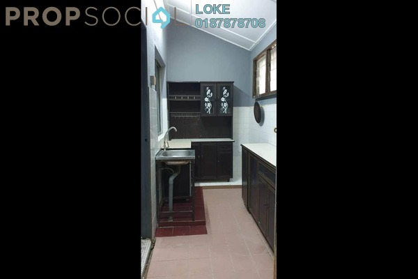 For Rent Link at Taman Bukit Mewah, Kajang Freehold Semi Furnished 3R/2B 1.2k