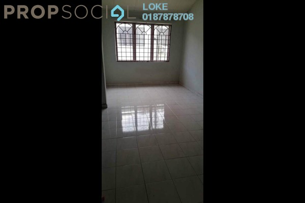 For Rent Link at Pusat Perindustrian Sungai Chua, Kajang Freehold Unfurnished 4R/3B 1.2k