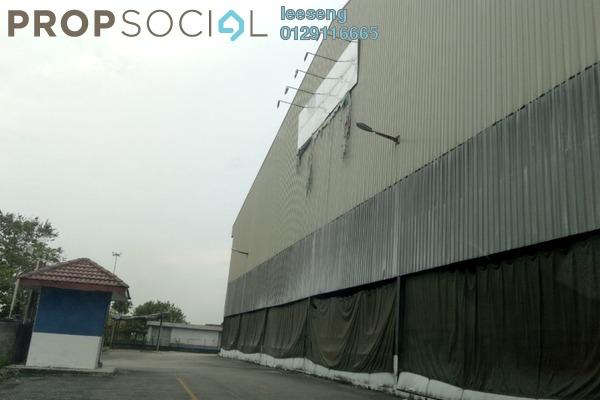 For Rent Factory at Taman Klang Utama, Klang Freehold Unfurnished 0R/4B 58k