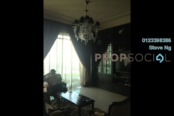 For Rent Condominium at The Park Residences, Bangsar South Freehold Fully Furnished 4R/3B 7k