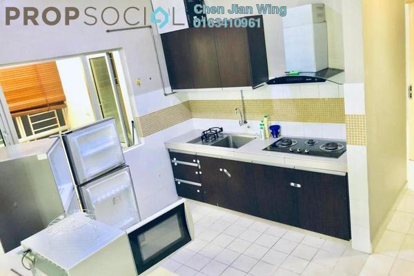 For Rent Condominium at Metropolitan Square, Damansara Perdana Freehold Fully Furnished 3R/2B 1.8k