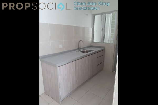 For Rent Condominium at SkyAwani, Sentul Freehold Semi Furnished 3R/2B 1.2k