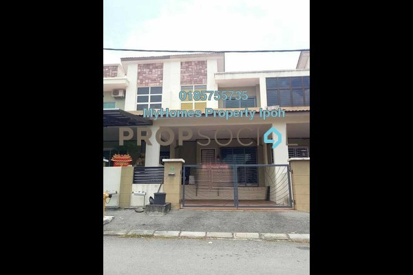 For Sale Terrace at Panorama Lapangan Perdana, Ipoh Freehold Unfurnished 4R/4B 358k