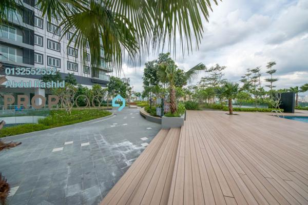 For Sale Condominium at Mercury Serviced Apartment @ Sentul Village, Sentul Freehold Semi Furnished 3R/2B 500k