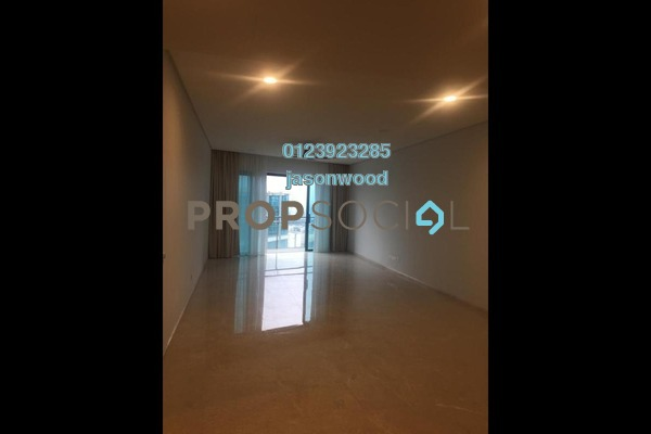 For Rent Condominium at DC Residency, Damansara Heights Freehold Semi Furnished 2R/2B 6k