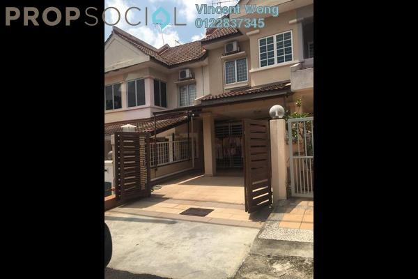 For Sale Terrace at Serindit, Bandar Puchong Jaya Freehold Fully Furnished 3R/3B 620k