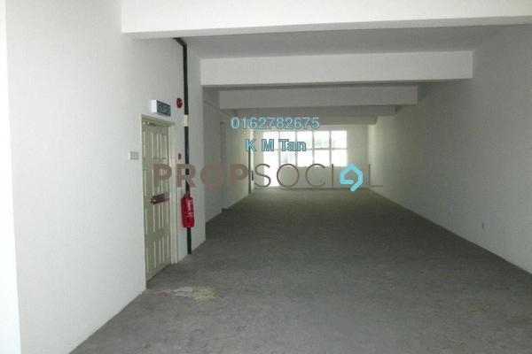 For Rent Shop at Taman Mutiara Barat, Cheras Freehold Unfurnished 4R/6B 8k