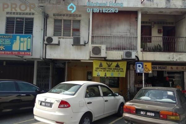 For Rent Shop at Taman Berkeley, Klang Freehold Unfurnished 3R/2B 1k
