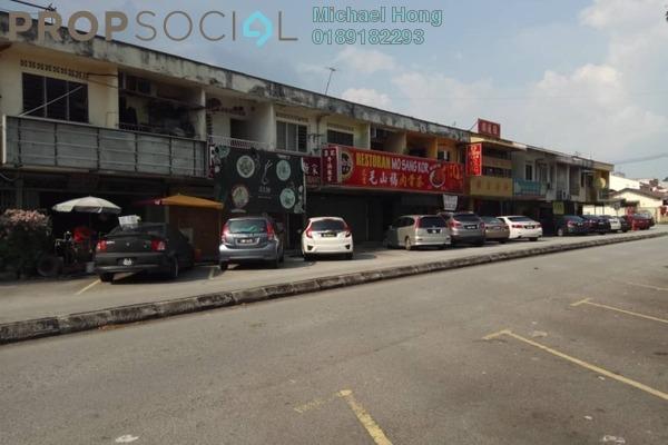 For Rent Shop at Taman Berkeley, Klang Freehold Unfurnished 0R/2B 2k