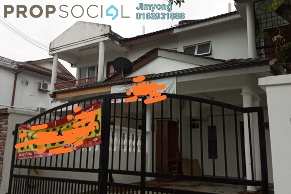 For Sale Terrace at BK4, Bandar Kinrara Leasehold Unfurnished 3R/2B 680k