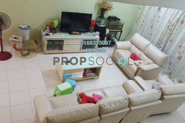 For Sale Superlink at Taman Bukit Serdang, Seri Kembangan Leasehold Semi Furnished 5R/4B 800k