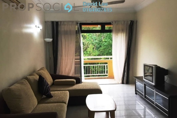 For Sale Condominium at Parkview Towers, Bukit Jambul Freehold Fully Furnished 3R/2B 450k