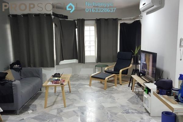 For Sale Condominium at De Tropicana, Kuchai Lama Leasehold Semi Furnished 2R/2B 380k